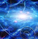 Ткань космоса времени бесплатная иллюстрация