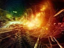 Ткань космоса Стоковое Фото