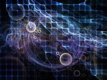 Ткань космоса иллюстрация штока