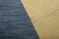 Ткань, мягкие товары. Стоковая Фотография RF