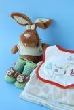 Ткань младенца Стоковые Изображения