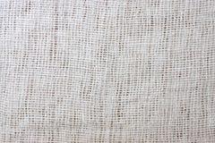 Ткань от материалов различных тонов, марля Стоковая Фотография
