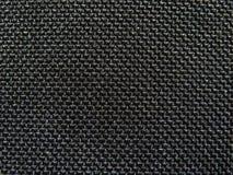 ткань предпосылки черная Стоковые Фотографии RF