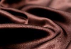Ткань сатинировки Стоковые Изображения RF