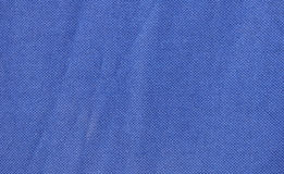 Ткань сини военно-морского флота с pleats Стоковое Фото