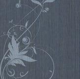 ткань сини предпосылки Стоковое Изображение