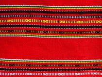 Ткань стиля lao Стоковые Изображения