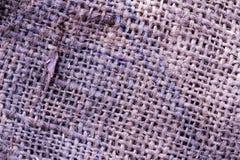 Ткань структуры текстуры хлопка Брайна стоковые фотографии rf