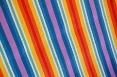 ткань стула пляжа Стоковая Фотография RF