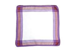 Ткань с линиями Стоковое Изображение RF
