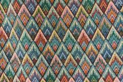Ткань Таиланда Стоковое Изображение RF