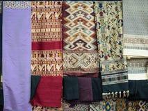 ткань тайская Стоковое Изображение