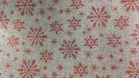 Ткань украшенная со снежинками бесплатная иллюстрация