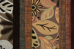 ткань флористическая Стоковое Изображение