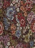 ткань флористическая Стоковые Фотографии RF