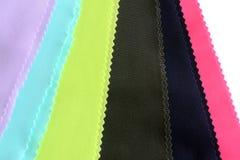 ткань цветастая Стоковая Фотография