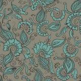 Ткань цветка вектора иллюстрация штока