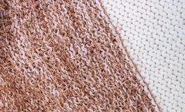 Ткань шерстей Стоковые Изображения RF