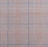 Ткань шотландки Стоковая Фотография