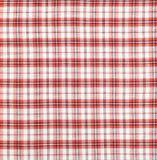 Ткань шотландки Стоковые Изображения