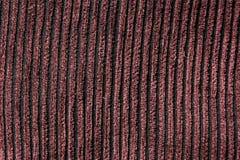 ткань corduroy предпосылки Стоковое Изображение