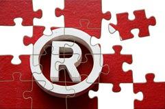 товарный знак Стоковые Изображения RF