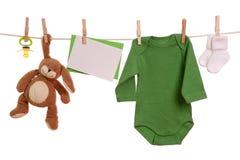 товары младенца стоковые фото