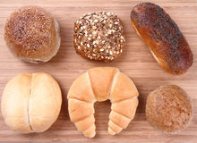 товары хлебопекарни стоковое изображение