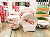 Товар кока-колы для продажи стоковое фото rf