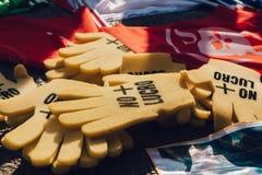 Товар протеста стоковые фотографии rf