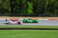 Тойота 86 и Mazda RX-7 Стоковое фото RF