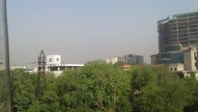 Тойота на gurugram на шоссе Джайпура Стоковые Фото