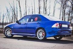 Тойота Altezza Стоковые Изображения RF