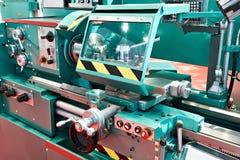 токарный станок Винт-вырезывания Стоковая Фотография RF
