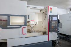 Токарный станок и оборудование мастерской стоковые изображения rf