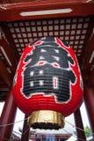 токио виска senso ji японии asakusa Стоковая Фотография RF