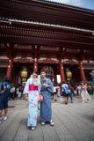 токио виска senso ji японии asakusa Стоковое фото RF