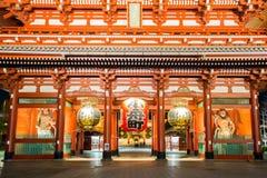 Токио виска Sensoji Стоковые Фото