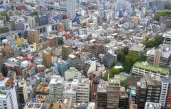токио городского пейзажа Стоковые Фото