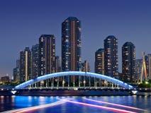 Токио, город будущего Стоковое Фото