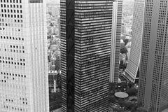 Токио: городской пейзаж Стоковое Изображение