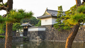 токио дворца kikyomon строба имперское Стоковое Фото