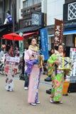 ТОКИО, ЯПОНИЯ - 10-ОЕ МАРТА 2016 Стоковая Фотография RF