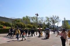 Токио Япония парка Ueno стоковое изображение