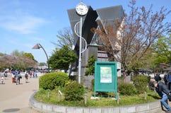 Токио Япония парка Ueno Стоковые Изображения
