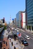Токио, Япония Стоковое Изображение