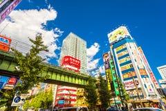 Токио, Akihabara, Япония Стоковые Изображения