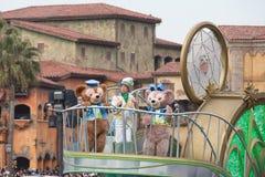Токио DisneySea в Японии Стоковые Фото