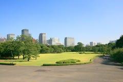 токио parc стоковая фотография