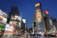 токио shibuya японии Стоковые Изображения